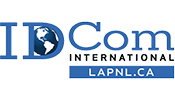 lapnl idcom international logo