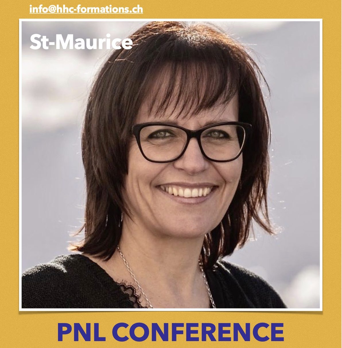 PNL, Conférence du 19 janvier 2021 à St-Maurice